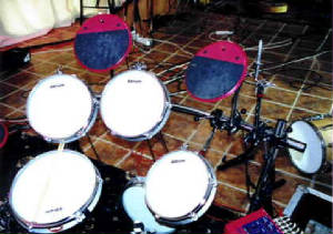 The dDrum Corner